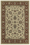 Shaw Living Concepts Casanova 05100 Beige Closeout Area Rug - 2014