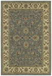 Shaw Living Concepts Casanova 05400 Blue Closeout Area Rug - 2014