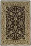 Shaw Living Concepts Casanova 05700 Brown Closeout Area Rug - 2014