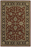 Shaw Living Concepts Casanova 05800 Red Closeout Area Rug - 2014