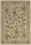 Shaw Living Concepts Eliza 06100 Beige Closeout Area Rug - 2014