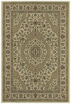Shaw Living Concepts Beqir 08100 Beige Closeout Area Rug - 2014