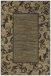 Shaw Living Concepts Ashby 09440 Multi Closeout Area Rug - 2014