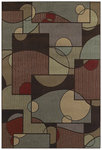 Shaw Living Concepts Contempo 13440 Multi Closeout Area Rug - 2014