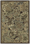 Shaw Living Concepts Marrakech 15700 Brown Closeout Area Rug - 2014