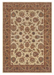 Shaw Living Inspired Design Chateau Garden 02100 Beige Closeout Area Rug - 2014