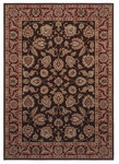 Shaw Living Inspired Design Chateau Garden 02700 Brown Closeout Area Rug - 2014