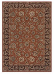 Shaw Living Inspired Design Chateau Garden 02600 Spice Closeout Area Rug - 2014