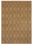 Shaw Living Inspired Design Kingsley 10200 Gold Closeout Area Rug - 2014