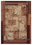 Shaw Living Inspired Design Notting Hill 09200 Gold Closeout Area Rug - 2014