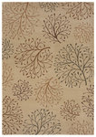 Shaw Living Inspired Design Isabella 12100 Beige Closeout Area Rug - 2014