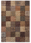Shaw Living Inspired Design Paisley Block 14110 Light Multi Closeout Area Rug - 2014