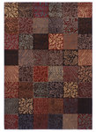 Shaw Living Inspired Design Paisley Block 14440 Multi Closeout Area Rug - 2014