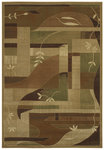Shaw Living Inspired Design Soraya 16100 Beige Closeout Area Rug - 2014