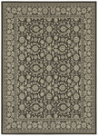 Shaw Living Woven Expressions Platinum Shelburne 02700 Dark Cocoa Closeout Area Rug - 2014