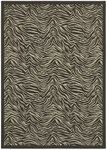 Shaw Living Woven Expressions Platinum Modern Plains 05700 Dark Cocoa Closeout Area Rug
