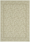Shaw Living Woven Expressions Platinum Veranda 00100 Porcelain Closeout Area Rug - 2014