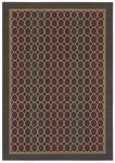 Shaw Living Woven Expressions Gold Soho 18805 Ruby Closeout Area Rug - 2014