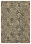 Shaw Living Woven Expressions Gold Regent 10110 Light Multi Closeout Area Rug - 2014