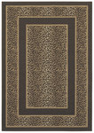 Shaw Living Woven Expressions Gold Safari Skin 14700 Chocolate Closeout Area Rug - 2014
