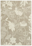 Shaw Living Tranquility Amina 00100 Off White Closeout Area Rug