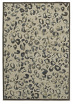 Shaw Living Tranquility Koko 08100 Off White Closeout Area Rug