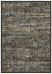 Shaw Living Tranquility Tamara 10770 Dark Multi Closeout Area Rug