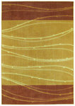 Shaw Living Reverie Sandbar 28700 Gold Closeout Area Rug - 2014