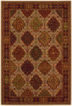 Shaw Living Reverie Bennington 00100 Beige Closeout Area Rug - 2014