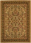 Shaw Living Reverie Waterbury 15100 Beige Closeout Area Rug - 2014