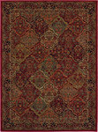 Shaw Living Reverie Lexington 17800 Brick Closeout Area Rug