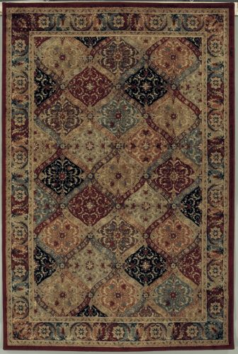 Shaw Living Accents Mayfield 17440 Multi Closeout Area Rug