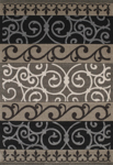 United Weavers Townshend 401 00370 Turner - Black Closeout Area Rug