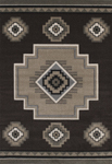 United Weavers Townshend 401 01250 Mountain - Brown Area Rug