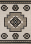 United Weavers Townshend 401 01290 Mountain - Cream Area Rug