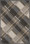 United Weavers Townshend 401 01572 Journey - Grey Area Rug