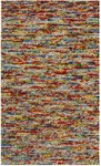 Rug Market Kids Tween 41022 Dotted Bunch Red Multi Area Rug