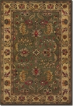 Couristan Castello 4280/0118 Westminster Moss Closeout Area Rug - Summer 2015