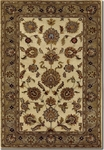 Couristan Castello 4281/0132 Tudor Creme Closeout Area Rug - Summer 2015