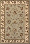Couristan Castello 4286/0133 Ellington Sage/Beige Closeout Area Rug - Summer 2015
