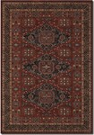 Couristan Old World Classics 4308/0300 Kashkai Burgundy Area Rug