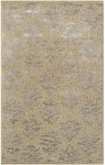 Rug Market Trend-sitional 44482 Captiva Gold/Silver Area Rug