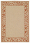 Capel Finesse 4700-850 Scroll Clay Closeout Area Rug