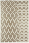 Capel Finesse 4728-675 Honeycombs Barley Area Rug
