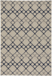 Capel Finesse 4731-475 Santorini Navy Area Rug
