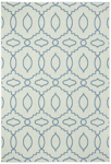 Capel Finesse 4733-440 Moor Capri Blue Area Rug