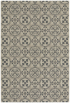 Capel Finesse 4737-300 Tile Charcoal Area Rug