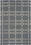 Capel Finesse 4738-300 Tower Court Charcoal Area Rug
