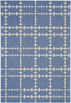 Capel Finesse 4738-440 Tower Court Capri Blue Area Rug