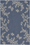 Capel Finesse 4739-440 Winterberry Capri Blue Area Rug